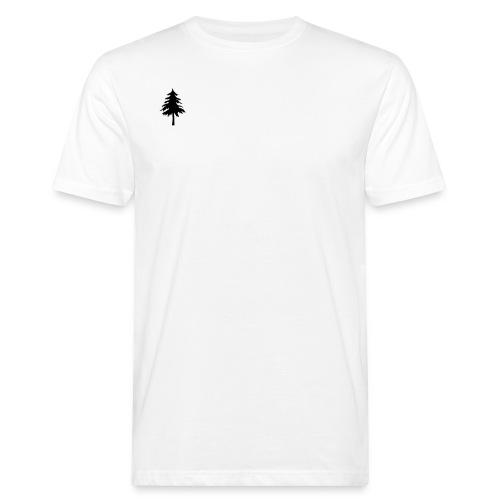 Abenteuer Schwarzwald Tanne - Männer Bio-T-Shirt