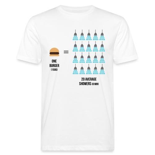 waterburger png - Men's Organic T-Shirt