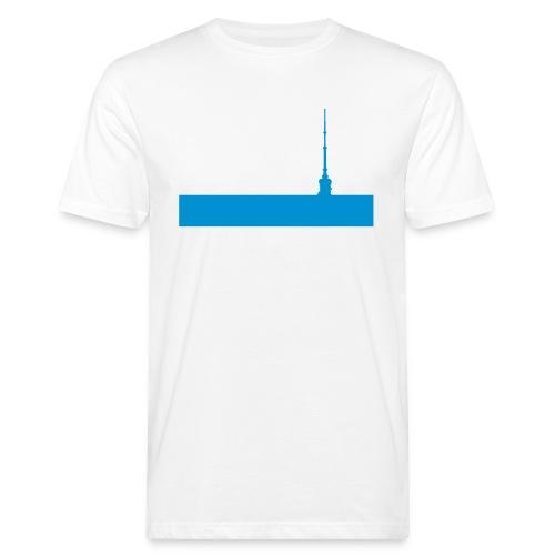 Fernsehturm Berlin - Männer Bio-T-Shirt