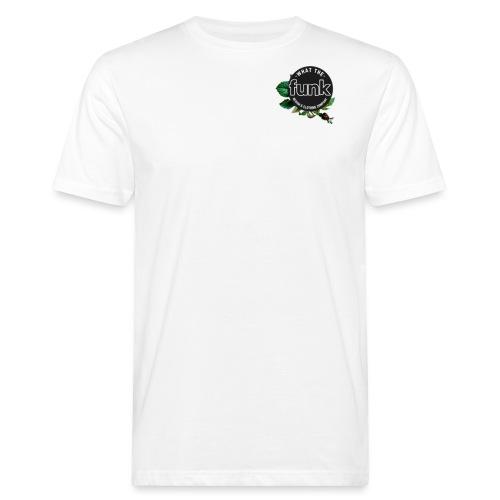 WTFunk - ROSES LOGO- Summer/Fall 2018 - Männer Bio-T-Shirt