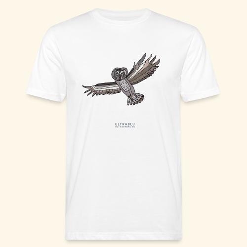 The Lapland owl - T-shirt ecologica da uomo