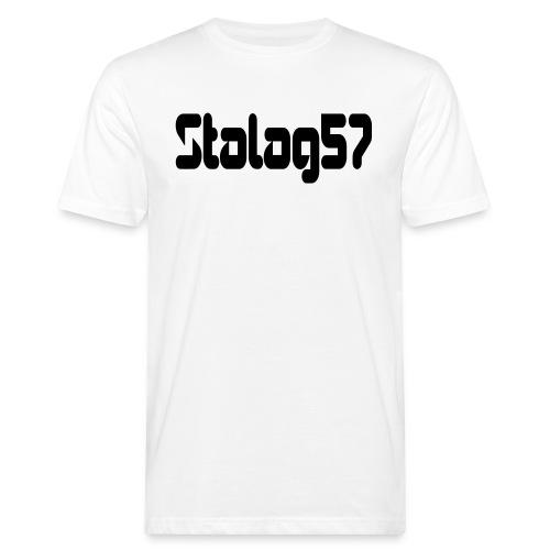 logo texte - T-shirt bio Homme