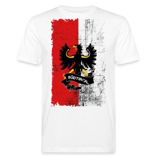 Retro Style Südtirol - Männer Bio-T-Shirt