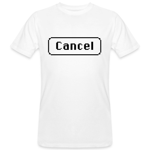 Cancel Save OK cancel - Men's Organic T-Shirt