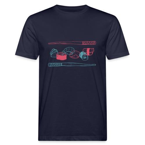 Sushi - Männer Bio-T-Shirt