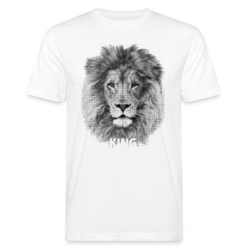 Lionking - Men's Organic T-Shirt