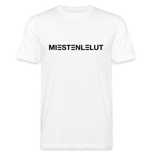 MIESTENLELUT - Miesten luonnonmukainen t-paita