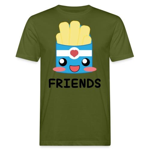 potatoes - T-shirt ecologica da uomo