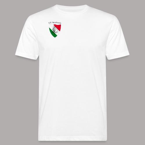 Wappen Struthonia (vorne) - Männer Bio-T-Shirt