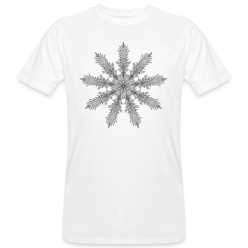 Magic Star Tribal #4 - Men's Organic T-Shirt