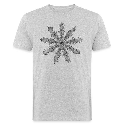 Magic Star Tribal #4 - Men's Organic T-Shirt