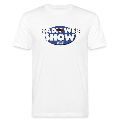 Logo RadioWebShow - T-shirt ecologica da uomo