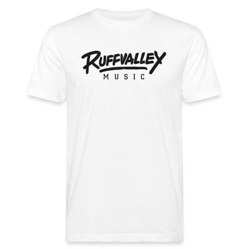 Ruffvalley Trans Black png - Männer Bio-T-Shirt