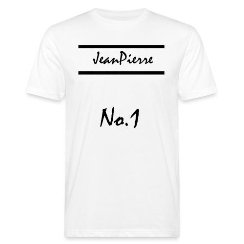 JeanPierreNo1 png - Männer Bio-T-Shirt