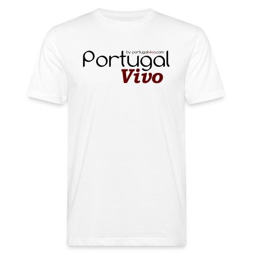 Portugal Vivo - T-shirt bio Homme