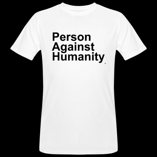PERSON - Men's Organic T-Shirt