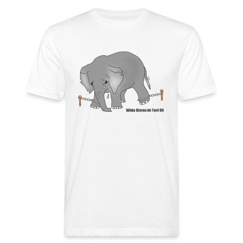 Alile wddtu png - Mannen Bio-T-shirt