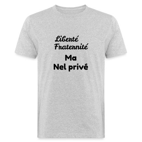 Libertè - T-shirt ecologica da uomo