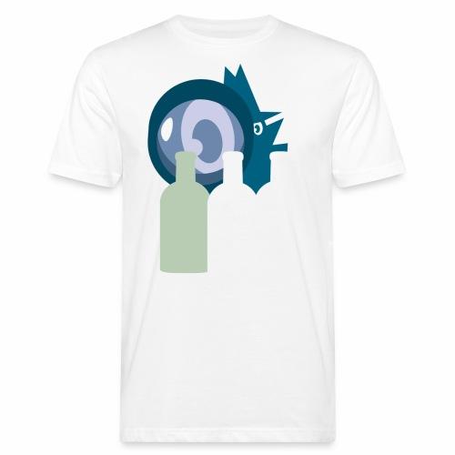 Systembevakningsagenten - Ekologisk T-shirt herr