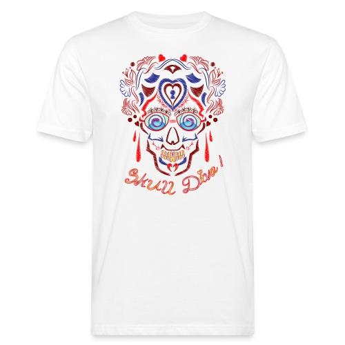 Skull Tattoo Art - Men's Organic T-Shirt
