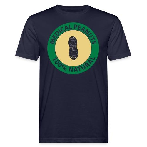 Peanut Attiction - Männer Bio-T-Shirt
