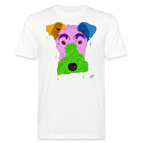 Fox Terrier - T-shirt ecologica da uomo