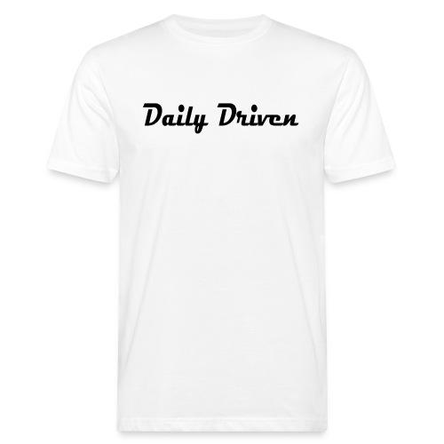 Daily Driven Shirt - Mannen Bio-T-shirt
