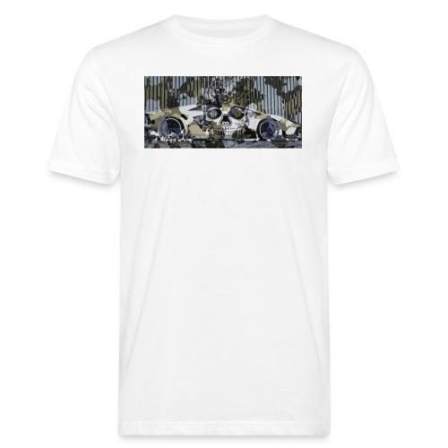calavera style - Men's Organic T-Shirt
