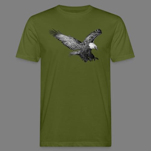 Adler - Männer Bio-T-Shirt