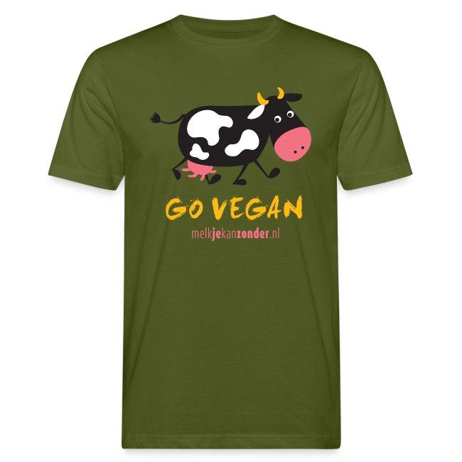 cartoon koe voor wit T shirt png