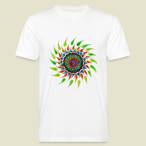 Celebrate Life - Männer Bio-T-Shirt
