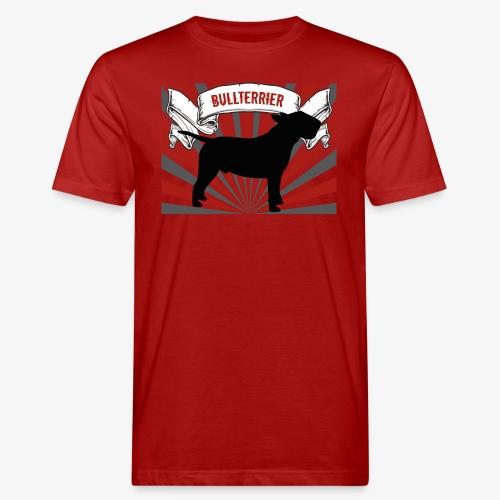 Bullterrier - Männer Bio-T-Shirt