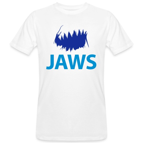 Jaws Dangerous T-Shirt - Men's Organic T-Shirt