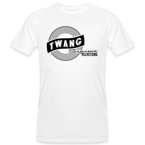 Velvetone Twang Supreme #3 - Männer Bio-T-Shirt