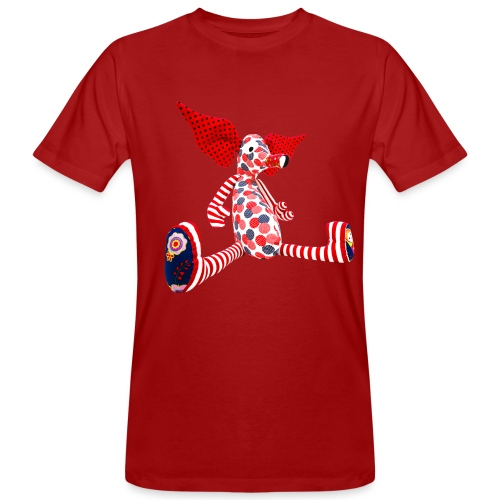 Glaube und Wahrheit - Schweinmeisenbär - Männer Bio-T-Shirt