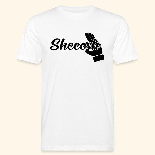 SHEEESH Yeah Cool Swag - Männer Bio-T-Shirt