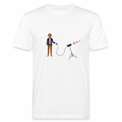 Stupid GeekContestWinner - Männer Bio-T-Shirt