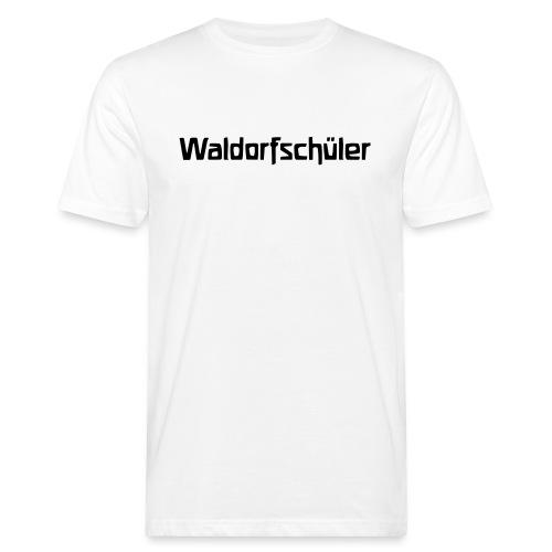 Waldorfschüler - Männer Bio-T-Shirt