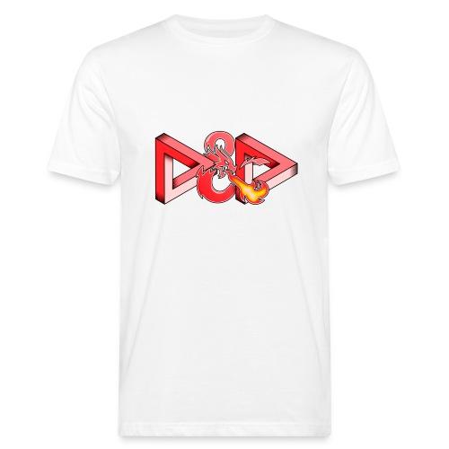 Pysyvät Dungeons and Dragons - dnd d & d - Miesten luonnonmukainen t-paita