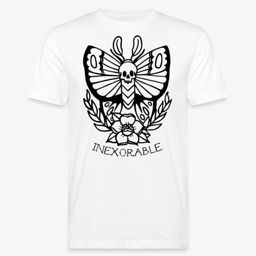 Traditional Tattoo Moth - Men's Organic T-Shirt