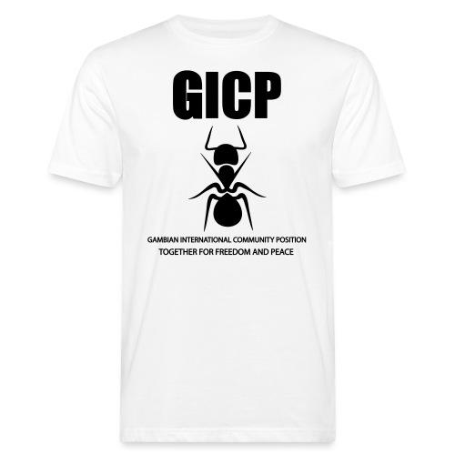 GICP T-SHIRT - Men's Organic T-Shirt