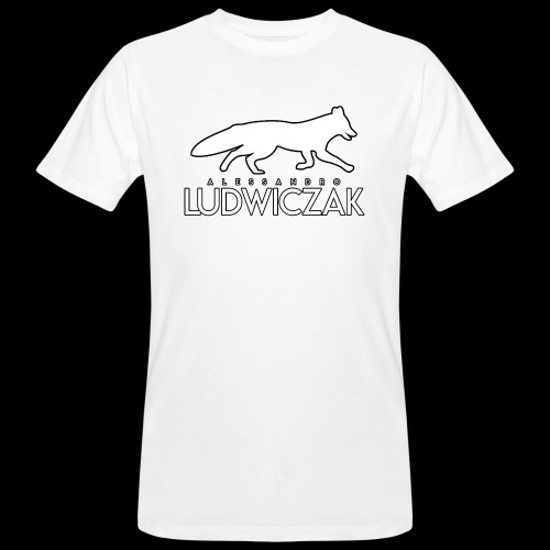 ludwifox - Männer Bio-T-Shirt