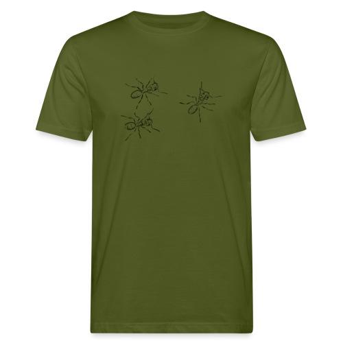 Ants - Men's Organic T-Shirt