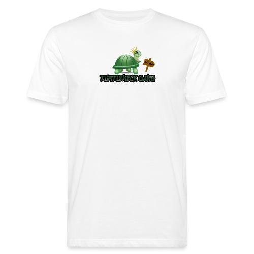 Turtle Neck Design 1 - Men's Organic T-Shirt