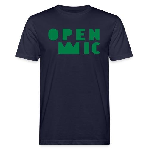 openMIC Huesca - Camiseta ecológica hombre