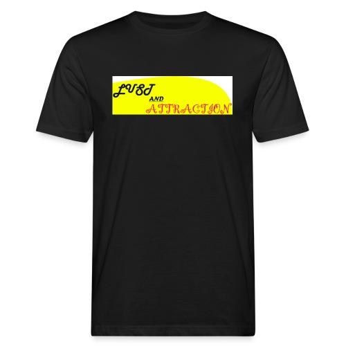 lust ans attraction - Men's Organic T-Shirt