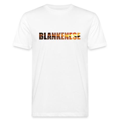Blankenese Hamburg - Männer Bio-T-Shirt