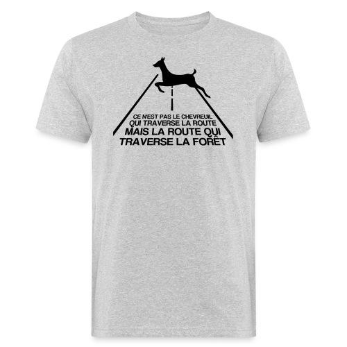 Chevreuil - T-shirt bio Homme