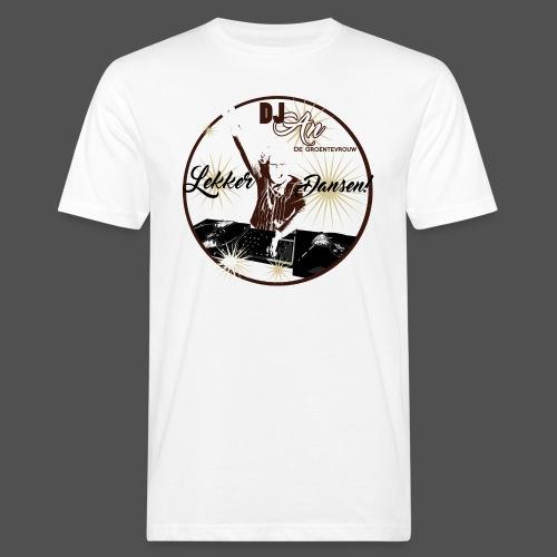 DJ An - Mannen Bio-T-shirt