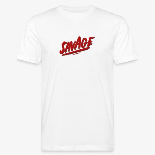 savagjonssongang - Ekologisk T-shirt herr